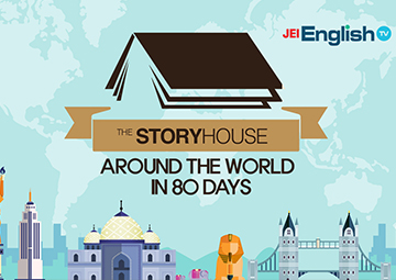 The Storyhouse - Around the World in 80days
