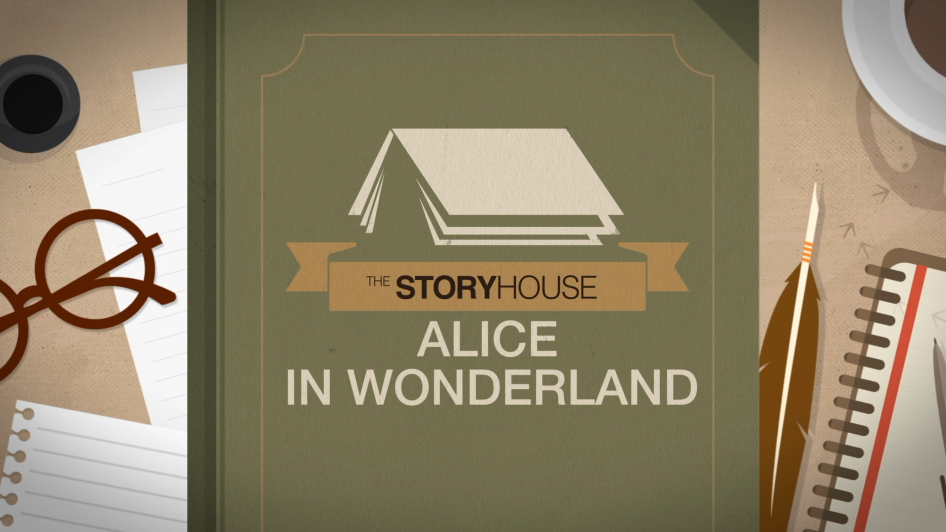 The storyhouse - Alice in Wonderland