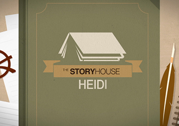 The Storyhouse - Heidi
