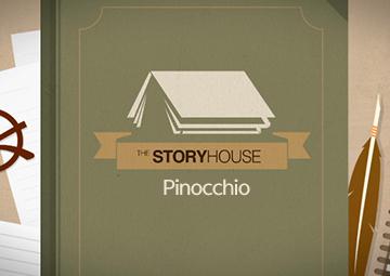 The Storyhouse - Pinocchio